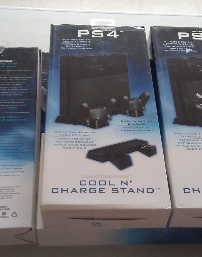 ps4 cool
