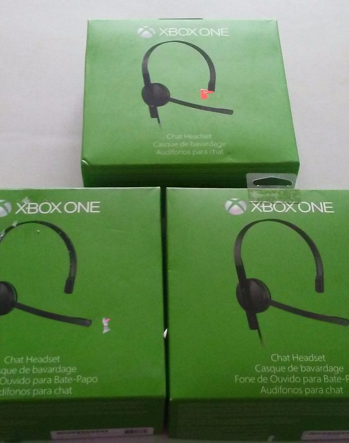 chat xbox one