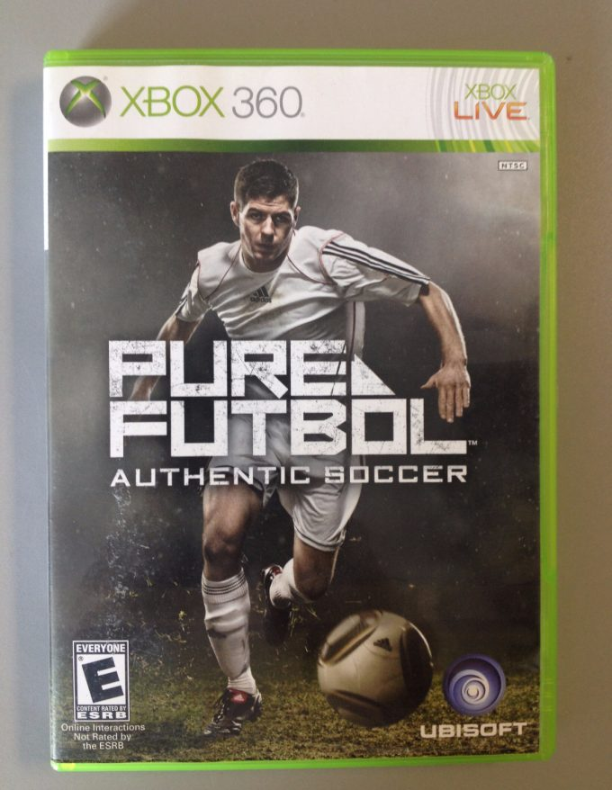 online retailer 4f429 a5b95 Pure Futbol: Authentic Soccer