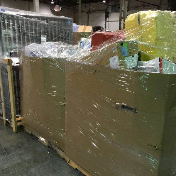 Return Truckload Amazon – Canada – Clean Goods – Mixed – Make Offer