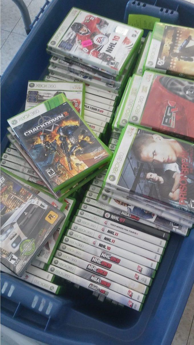 games dvd